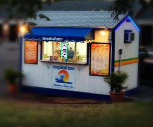 Tropical Sno Martin City